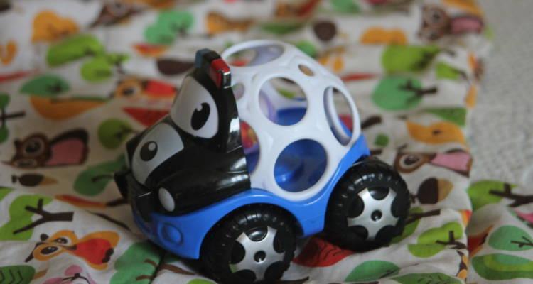Oball - zabawki ćwiczące motorykę
